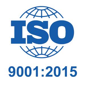 ISO 9001:2015 keurmerk