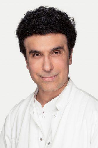 Cosmetisch dermatoloog Eli Navadeh Nationaal Huidcentrum