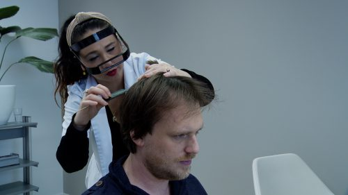 intakegesprek haartransplantatie onderzoeken hoofdhuid
