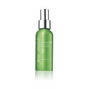 Fles met Lemongrass Love Hydration Spray, een gezichtsspray voor de droge en normale huid.