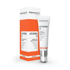 Verpakking en tube Dermaceutic Activ Retinol 1.0