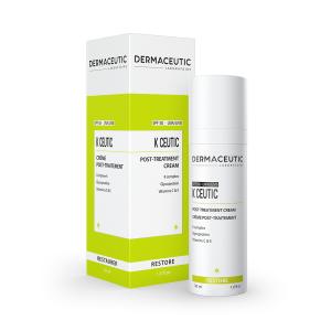 Verpakking en flesje Dermaceutic K Ceutic