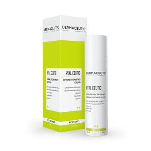 Verpakking en flesje Dermaceutic Hyal Ceutic